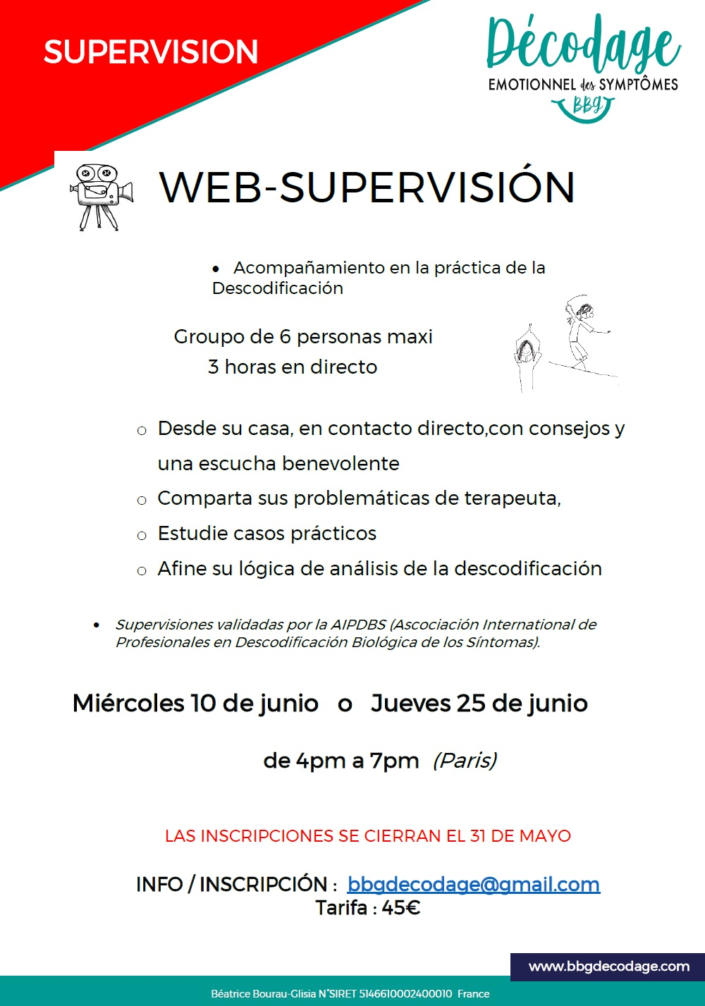 descodificacion-biologica supervision