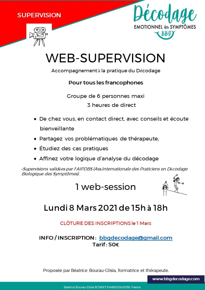 SUpervision Biodécodage