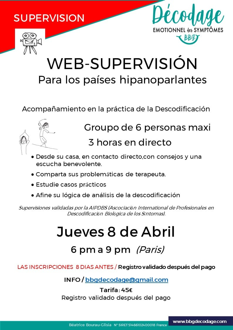 Web supervision Abril